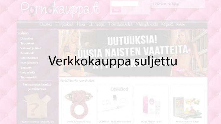 Pornokauppa